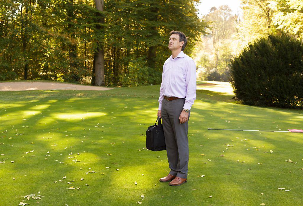 Passenger 5, Golf Course